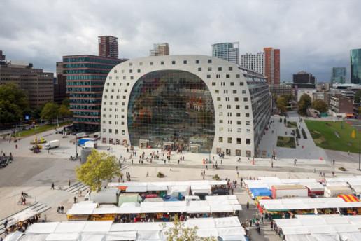 markthal rondleiding markthalkwartier gids urbanguides rotterdam toerisme architectuur wandeltour tourguide
